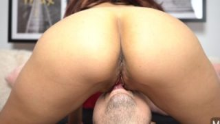 He Licks My Delicious Pussy And I Love It – Facesitting Orgasm