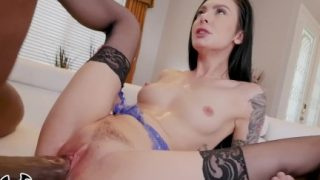 The Insatiable Marley Brinx Gets Wrecked By Mandingo